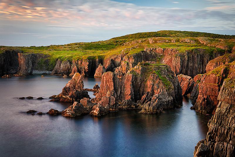 Newfoundland Cliffs